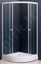 Dušo kabina S802 80x80 fabric