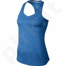 Marškinėliai bėgimui  Nike Miler Tank W 686880-435