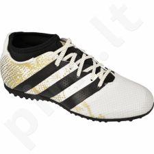 Futbolo bateliai Adidas  ACE 16.3 PRIMEMESH TF Jr AQ3437