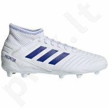 Futbolo bateliai Adidas  Predator 19.3 FG JR CM8535