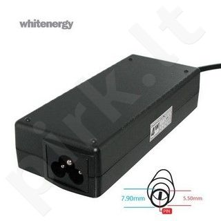 Whitenergy mait. šaltinis 20V/4.5A 90W kištukas 7.9x5.5mm + pin IBM