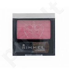 Rimmel London Lasting Finish, Soft Colour Mono, skaistalai moterims, 4,5g, (120 Pink Rose)
