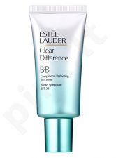 Esteé Lauder Clear Difference BB kremas SPF35, kosmetika moterims, 30ml, (01 Light)