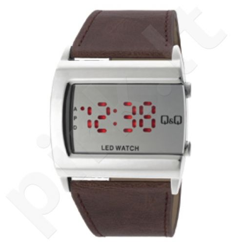 Universalus laikrodis Q&Q LED laikrodis M101J331Y