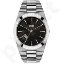 Vyriškas laikrodis STORM  TUSCANY XL BLACK