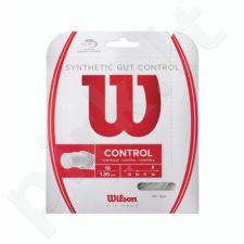 Styga teniso raketei Wilson Synthetic Gut Control 16 WRZ944400