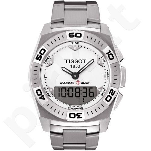 Tissot Racing-Touch T002.520.11.031.00 vyriškas laikrodis-chronometras