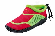 Vandens batai vaikams 92171 58 30 red/green