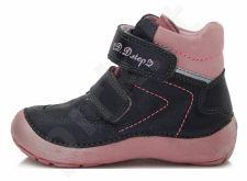 D.D. step tamsiai mėlyni batai 31-36 d. 023806cl