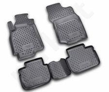 Guminiai kilimėliai 3D MITSUBISHI Lancer Classic 2003-2007, 4 pcs. /L48032