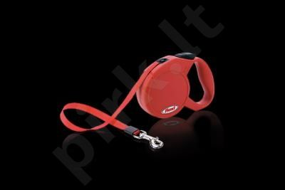 FLEXI MINI COMPACT 3m raudonas iki 12 kg juosta