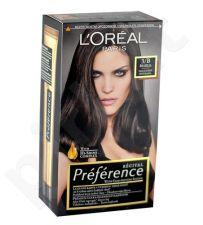 L´Oreal Paris Préférence Récital Hair Colour, kosmetika moterims, 1pc, (3-B Brasilia)