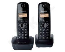 Bevielis telefonas Panasonic KX-TG1612FXH