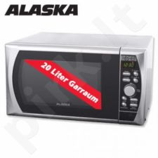 Mikrobangų orkaitė su griliu Alaska MWD 2820GN
