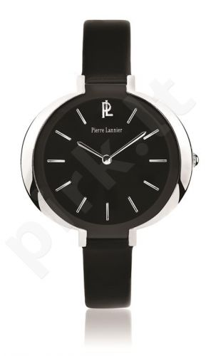 Laikrodis PIERRE LANNIER TENDENCE - STAINLESS STEEL - leather - 41x36 mm - 3 ATM