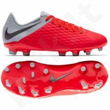 Futbolo bateliai  Nike Hypervenom Phantom 3Academy FG Jr AJ4119-600