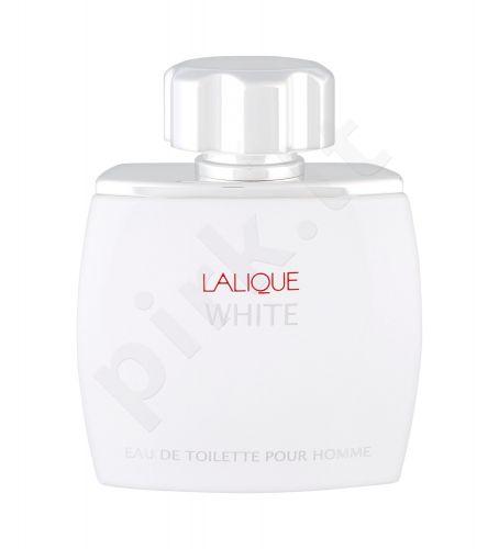 Lalique White, tualetinis vanduo vyrams, 75ml