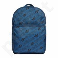 Kuprinė adidas Originals Adicolor Medium DV0187 mėlynas