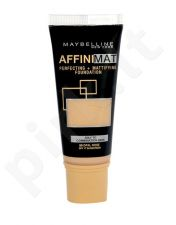 Maybelline Affinimat Foundation SPF17, kosmetika moterims, 30ml, (14 Creamy Beige)