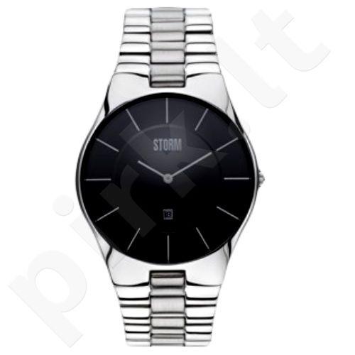 Vyriškas laikrodis STORM  SLIM-X XL BLACK