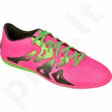 Futbolo bateliai Adidas  X 15.3 IN M S74646