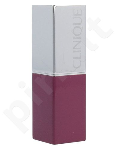 Clinique Clinique Pop Lip Colour + Primer, kosmetika moterims, 3,9g, (16 Grape Pop)