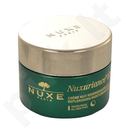 Nuxe Nuxuriance stipriai atkuriantis naktinis kremas, kosmetika moterims, 50ml[pažeista pakuotė]