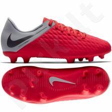 Futbolo bateliai  Nike Hypervenom Phantom 3Club FG Jr AJ4146-600