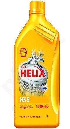 SHELL HELIX DIESEL HX5 15W-40