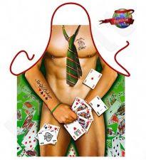 """Prijuostė """"Pokeristas"""""""