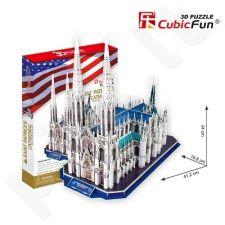 3D dėlionė: Šv. Patriko katedra