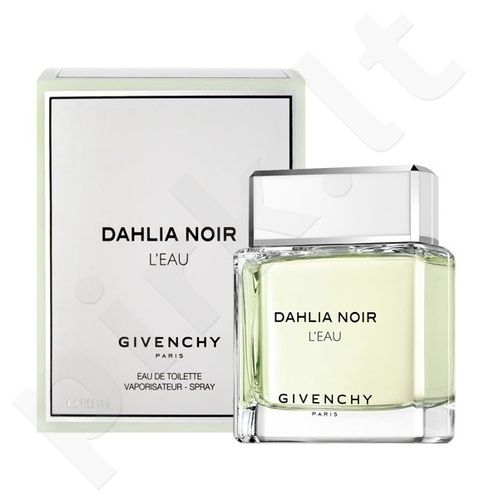 Givenchy Dahlia Noir L´Eau, tualetinis vanduo moterims, 90ml, (testeris)