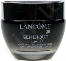 Lancôme Genifique Repair, Youth Activating, naktinis kremas moterims, 50ml, (Testeris)