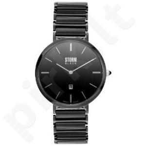 Vyriškas laikrodis STORM  BLACK LEX SLATE