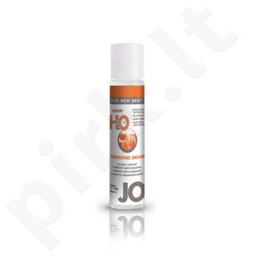 System JO - H2O lubrikantas Mandarininė svaja 30 ml
