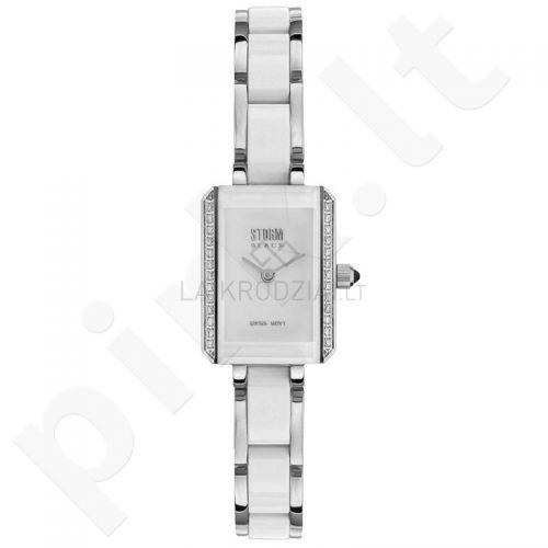 Moteriškas laikrodis STORM Black Desire White