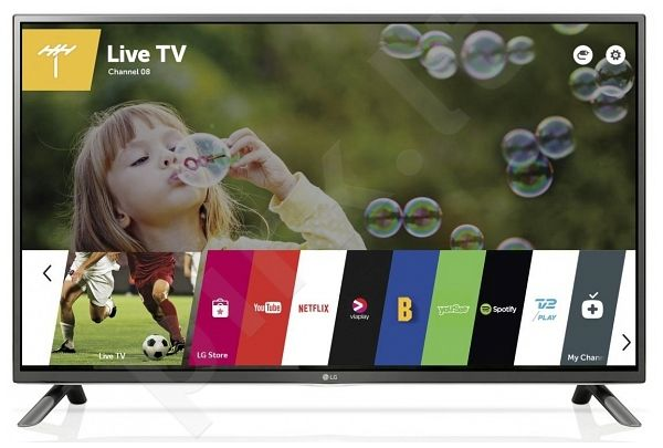Televizorius LG 32LF592U LED/LCD SMART TV