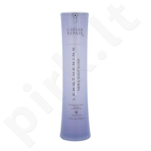 Alterna Caviar Repairx Lengthening Hair & eleksyras plaukams , kosmetika moterims, 50ml