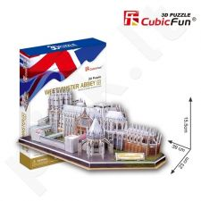 3D dėlionė: Benediktinų vienuolynas