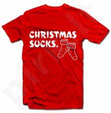 """Marškinėliai """"Christmas Sucks"""""""