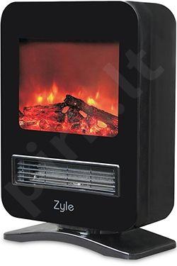 Elektrinis šildytuvas ZYLE ZY08BFH su liepsnos imitacija