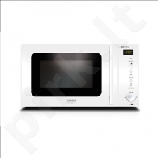 Caso MG 20 Menu Pure White Microwave with Grill