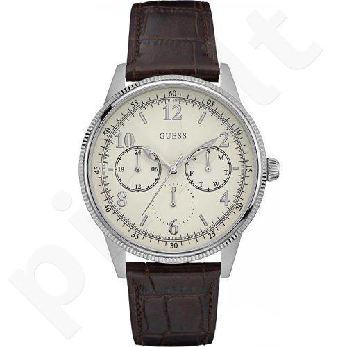 Guess Aviator W0863G1 vyriškas laikrodis