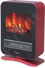 Elektrinis šildytuvas ZYLE ZY08RFH su liepsnos imitacija