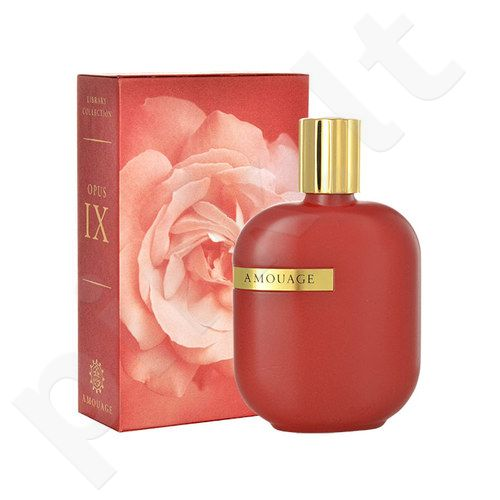 Amouage The Library Collection Opus IX, EDP moterims ir vyrams, 50ml