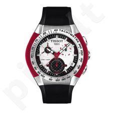 Tissot T-Tracx T010.417.17.031.01 vyriškas laikrodis-chronometras
