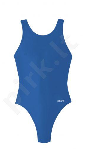 Maudimosi kostiumėlis mergaitėms BASIC 5435 6 152 blue NOS