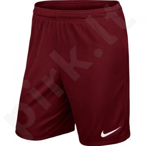 Šortai futbolininkams Nike Park II M 725887-677