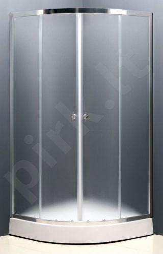 Dušo kabina S802A 100x100 fabric