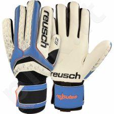 Pirštinės vartininkams  Reusch Re:pulse Pro G2 Negative Cut M 36 70 907 406